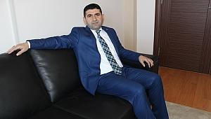 Ak Parti Merkez İlçe Başkanı istifa etti