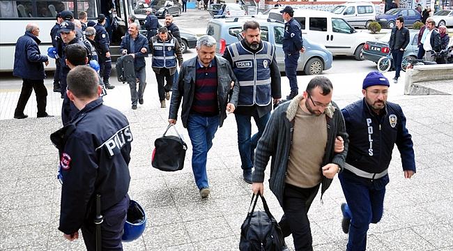 Bayat FETÖ soruşturmasına 7 tutuklama