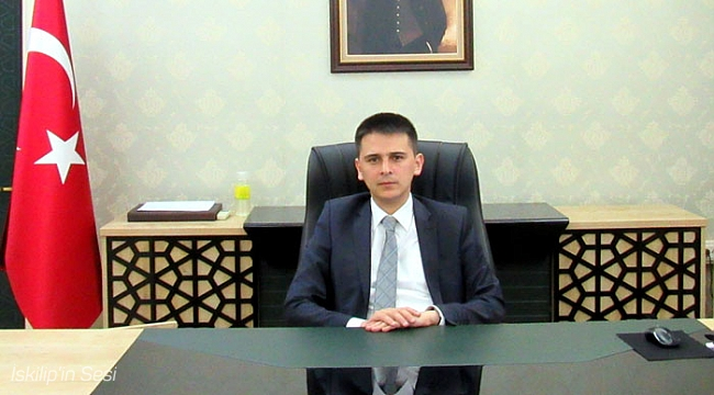 İskilip kaymakamlığına Gökhan Karaçay atandı