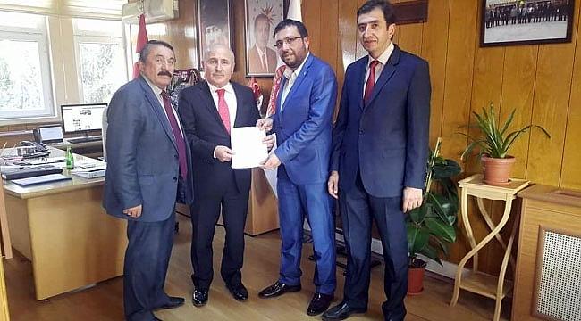 İskilip programı İl Genel Meclisi Başkanına verildi