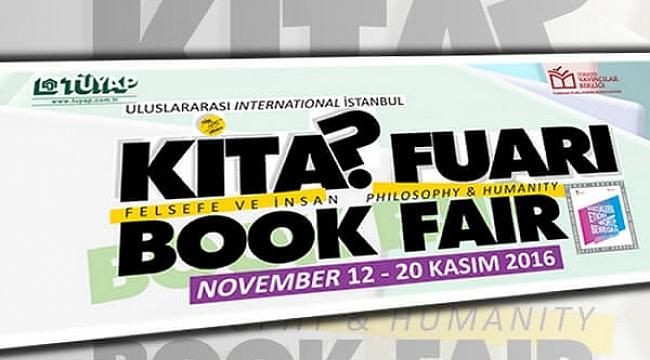 İstanbul kitap fuarı büyük ilgi gördü