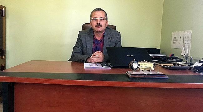 MHP İlçe Başkanlığına Ali Alıcı atandı