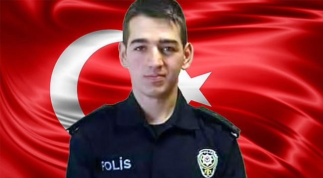 Sungurlu'lu polis şehit oldu