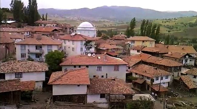 İskilip Kuzköy ve Harun köy sit bölgesi ilan edildi