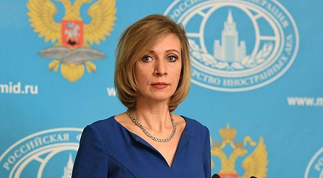 Zaharova: Rus hackerlar bir şeyi bozduysa, bu Obama'nın beynidir