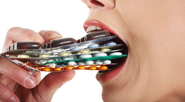 Antibiyotik kullanımında ilk sıradayız