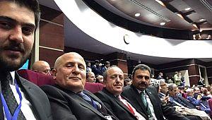 Karadağ, Başbakan Yıldırım'ı Çorum'a davet etti