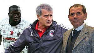 Kırmızı kart Aboubakar'ı zirveye taşıdı