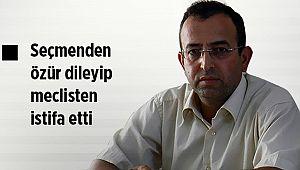 MHP'li Arslan belediye meclisinden istifa etti