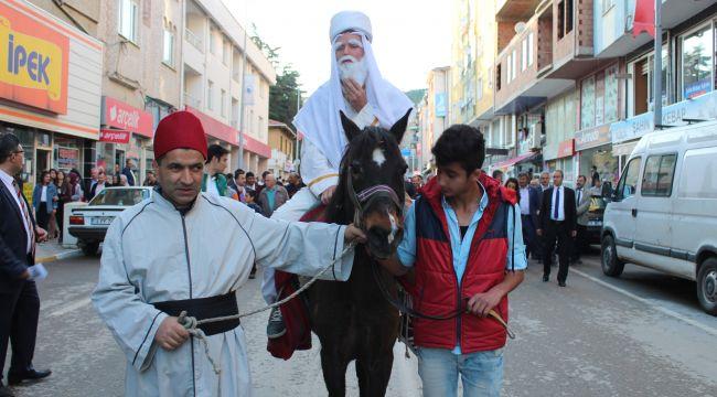 Akşemseddin İskilip'ten Fetih için uğurlandı
