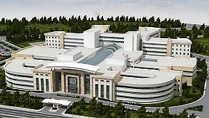 Ceylan yeni Çorum hastanesinin hizmete gireceği tarihi açıkladı