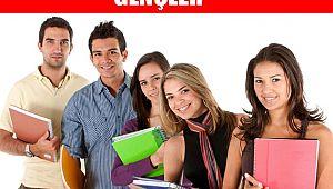 Gençlik Haftasında genç nüfusla ilgili veriler açıklandı …