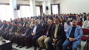 İskilip'te fetih ve fatih konulu konferans