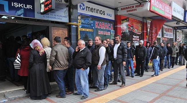 Üçüncü çeyrekte beklenen istihdam artışı, Türkiye'de işsizlik oranını düşürebilir