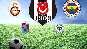 Zirvede Beşiktaş var