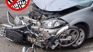Altı ayda 190 binden fazla kaza, bin 500 den fazla ölü…