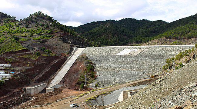 Bayat-Kunduzlu barajı Tamamlandı