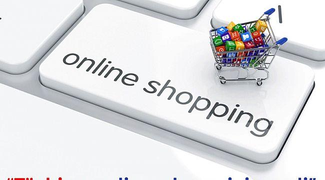 Her üç kişiden biri alışverişini online yapıyor