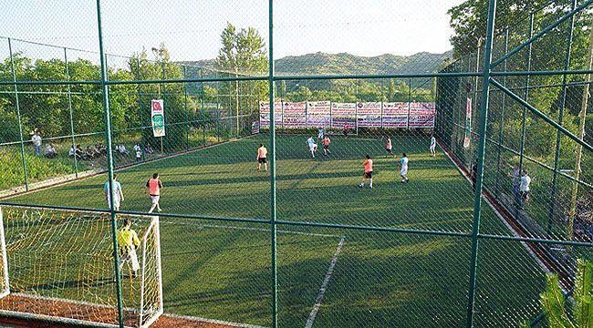 İskilipspor halı saha turnuvası düzenliyor