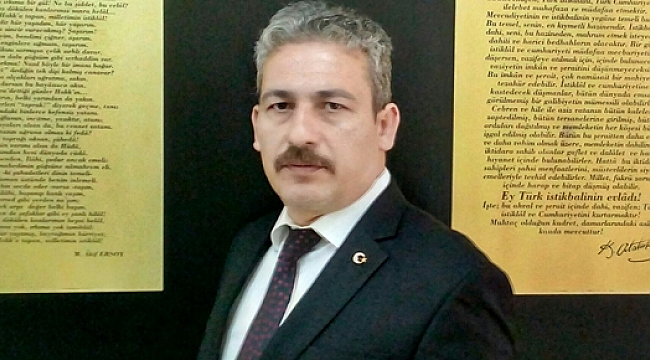 TÜRKAV Çorum şubesi 15 temmuz basın açıklaması