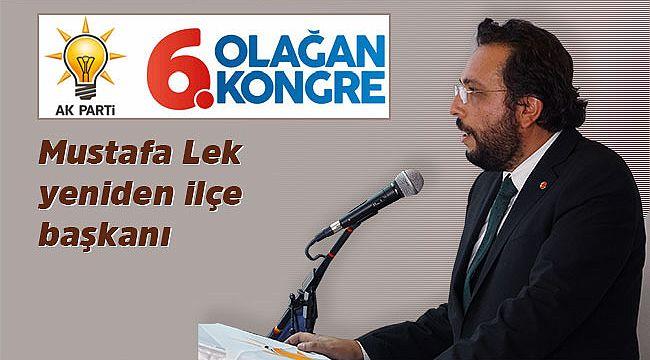 Ak Parti İskilip kongresi yapıldı