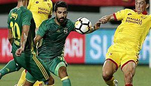 Süper ligde ilk hafta  157 yabancı futbolcu forma  giydi