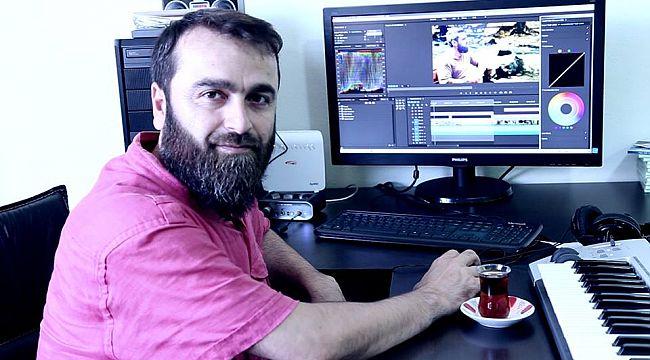 Mehmet Gökçe, efendimiz ile ilgili yeni harika bir eser yaptı