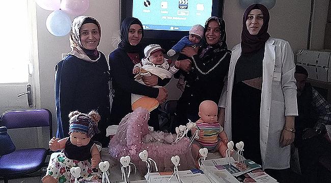 İskilip Devlet Hastanesinden sağlıklı gelecek nesiller için farkındalık etkinliği