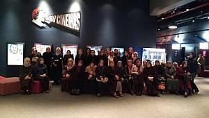 Eski kadın kolları başkanları
