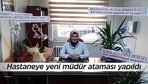 Sağlık Bakım Hizmetleri Müdürlüğüne Fatma Güçlü atandı