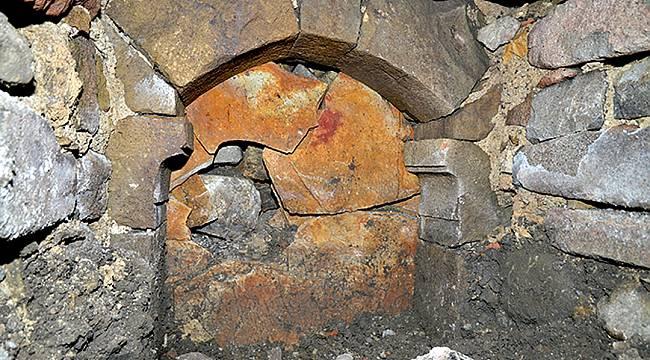 Tünelin ucu görüntü