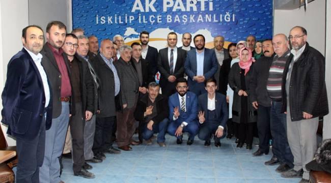 AK Parti  istişare toplantısı yaptı