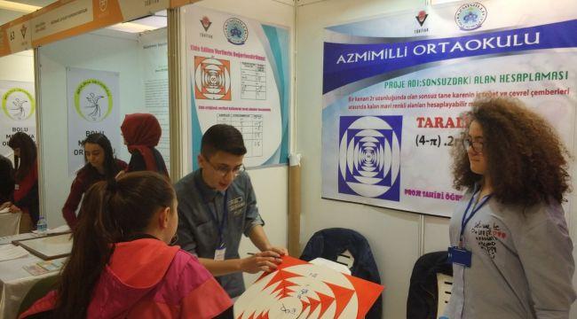 İskilip Azmimilli TÜBİTAK için Ankara'da