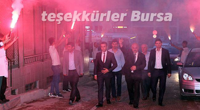 Hemşerimiz Vahapoğlu MHP Bursa milletvekili oldu