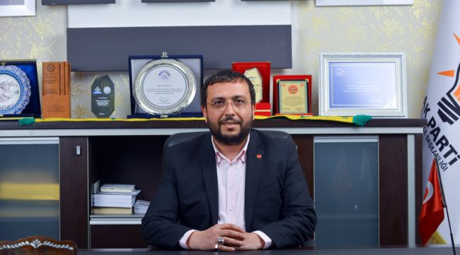 Ak Parti İlçe Başkanı Lek'ten 15 Temmuz açıklaması
