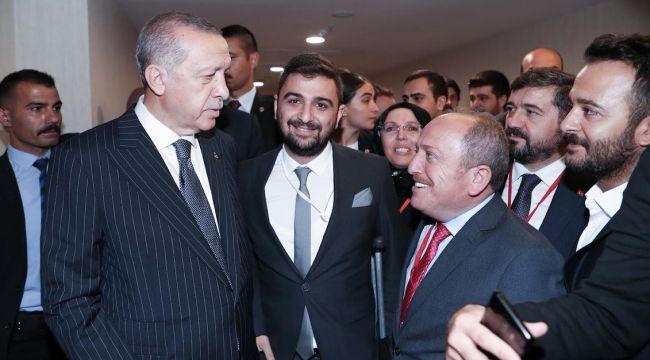 Cumhurbaşkanı Karadağ'ı tebrik etti