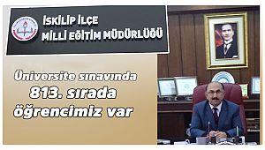 Milli eğitim müdürü Atçıoğlu son durumumuzu açıkladı