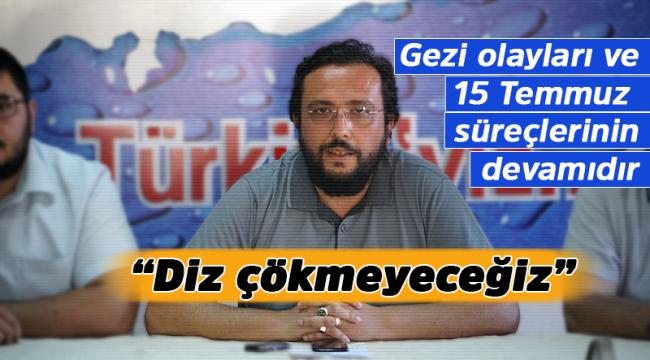 Mustafa Lek dövizdeki yükselişle ilgili basın açıklaması yaptı
