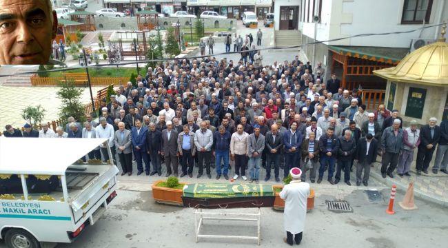 Ahmet Ümit Akkoca toprağa verildi
