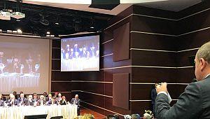 Karadağ, Cumhurbaşkanı Erdoğan'a Çorum'un taleplerini iletti