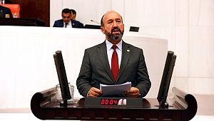 Erol Kavuncu İzzet Begoviç'i meclis kürsüsünden yâd etti