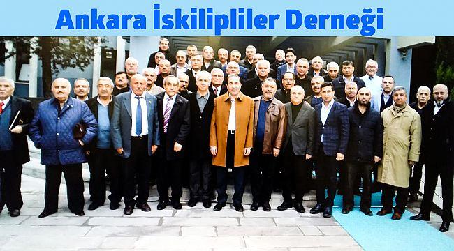 Ankara İskilipliler Derneği kuruluyor