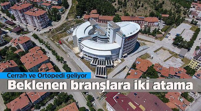 İskilip Devlet Hastanesine doktor ataması