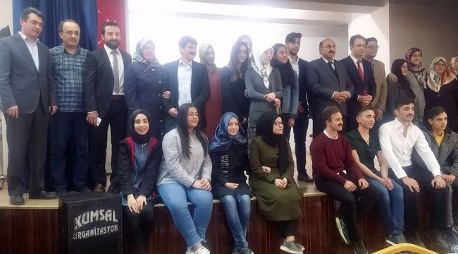 Akşemseddin Anadolu Lisesi'nden
