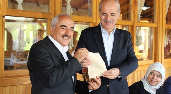 Tosya Belediye Başkanı Kazım Şahin Tosya - İskilip yolunu gündeme getirdi