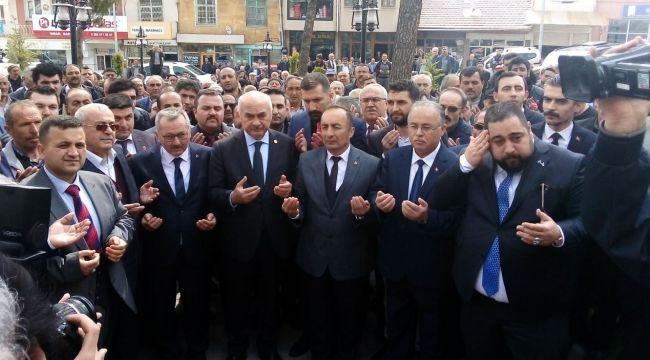İskilip Belediye Başkanı Ali Sülük görevine başladı