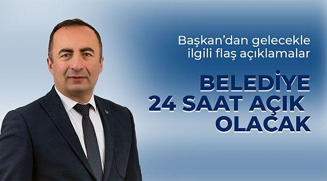 İskilip Belediye Başkanı Ali Sülük önemli açıklamalarda bulundu