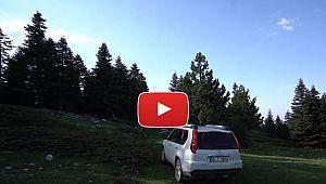 Arabayla Sakaröküz dağı turu