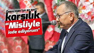 MHP Başkanı Ali Alıcı'dan sert karşılık