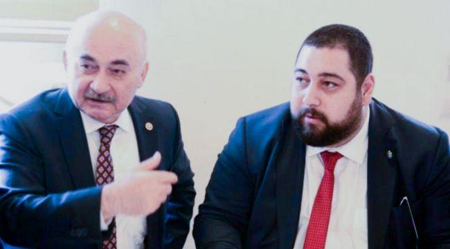 MHP MYK  üyesi İskilipli Öbekçi